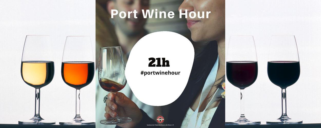 PORT WINE HOUR