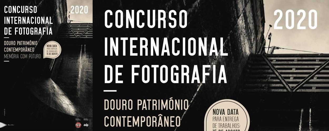 CONCURSO INTERNACIONAL DE FOTOGRAFIA DOURO PATRIMÓNIO CONTEMPORÂNEO: MEMÓRIA COM FUTURO